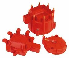 Engine Works 16540 GM HEI Distributor Cap Rotor & Coil Cover Chevy 350 454