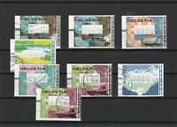 Switzerland Automatic Stamps Ref 23816
