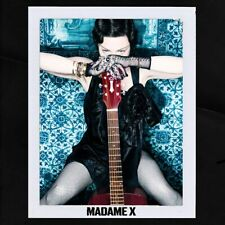 Madame X - Madonna (Deluxe  Album) [CD]