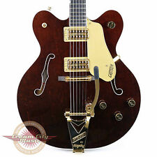 Brand new Gretsch G6122T Players Edition Country Gentleman Walnut Stain Demo