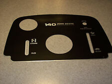 John Deere 140 Dash Panel Decal New Oem M46847