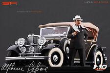 1/18 Al Capone VERY RARE!!! for 1:18 Autoart Ford Cadillac GM Chevrolet