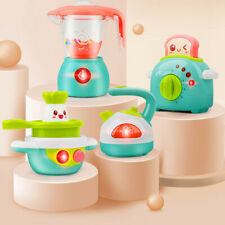 Kitchen Pretend Play Toys Play Cooking Set For Kid Toddler Children Food Cooking