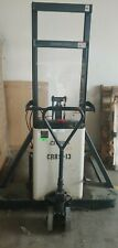Crown Pallet Stacker Electric Lift
