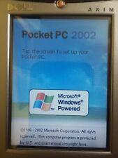 Dell Axim X5 Pocket Pc Pda Zipper Case Box