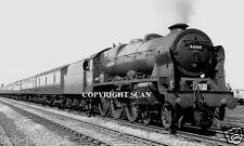 Steam Railway Photo:  46160 QUEEN VIC. RIFLEMEN @ FARRINGTON JCT