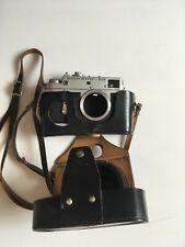 Zorki-4K body +case for parts
