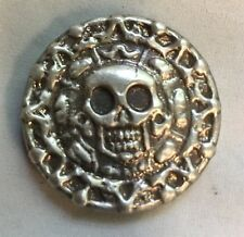 "100 gram 999 Silver Bullion ""Plata Muerta"" (Dead Silver) by YPS (Antique Finish)"