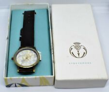 Fossil Strathmore Limited Edition Men Collectible Wristwatch PR1099 New Battery