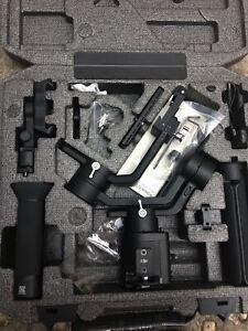 DJI RONIN-SC 3-Axis GIMBAL Stabilizer Mirrorless Cameras