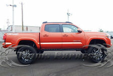 2016-2018 Toyota Tacoma Double Crew Cab 5' Bed Trim Chrome Body Side Molding ABL