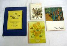 Van Gogh 3 books + Portfolio of 44 Prints Dear Theo Autobiography Huyghe MOMA