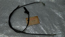 YAMAHA YG5 FS1 YL2 L5T G6S G7S DUAL THROTTLE CABLE ASSY NOS