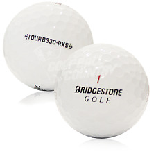 24 Bridgestone Tour B330-RXS AAA (3A) Used Golf Balls - FREE Shipping