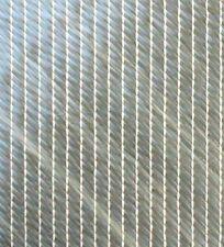 10m² de tissu de verre bi-axial 600g/m² pour résines polyester ou époxy.