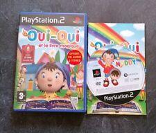 Jeux Vidéo Oui-oui Et Le Livre Magique PlayStation 2 The Game Factory PAL