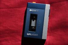 SONY TPS-L2 Walkman Stereo Cassette Player Working New Belts