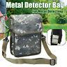 Metal Detector Carry Bag Protect Oxford Waist Shoulder Belt For Metal Detecting