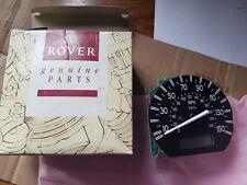 ROVER 25 MGZR TACHOMETER UHR / ZIFFERBLÄTTER VVC VI 150 MPH BENZIN YBC101700