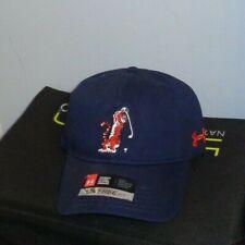 Under Armour Auburn Swinging Tiger Women's OSFM Baseball Hat NEW navy blue