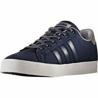 Adidas Neo Cloudfoam Casual Mens Daily Trainers Shoes Navy/White - 7 8 9 10 11