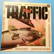 TRAFFIC HEAVY TRAFFIC LP '75 ORIGINAL WINWOOD MASON GREAT CONDITION! VG++/VG+!!C