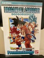 carte dragon ball DBS card carddass hondan Prism Prenium Set Limited Vol 2 Édit