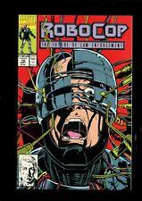ROBOCOP 19 (8.0) MARVEL (B037)