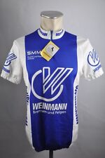 Weinmann Blacky bicicleta Cycling Jersey bike rueda camiseta talla XL 51cm g1