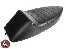 VESPA TSR Zero Cafe Racer Seat PX/T5/LML - Black 125/150/200 P200 P125X EFL/DISC