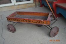 Sherwood Spring Coaster Wagon