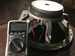 """EVM 15B - ELECTRO VOICE - EV - 15"""" Bass Speaker - getestet in gutem Zustand 2/2"""