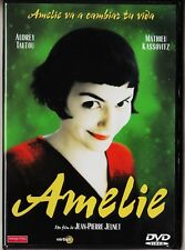 Jean-Pierre Jeunet: AMELIE con Audrey Tautou.