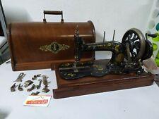 machine a coudre antique Singer 12K 1890 - Fonctionne - RARE