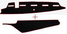VOLVO FH 4 2013 Passform Armaturenbrett und Ablage Abdeckung Schwarz-Rot