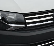 4pc Chrome Grille Trim Accents To Fit Volkswagen T6 Transporter (2016+)