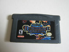 yugioh dungeon dice monsters gba game only