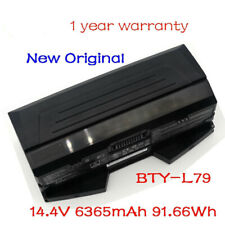 Genui BTY-L79 Battery For MSI HTCVIVE VR one 7RE-231CN backpack portable battery