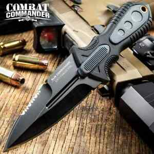 Combat Commander Next Generation Boot Knife - 3Cr13 Stainless Steel New UC3246