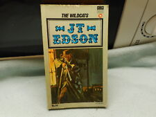 Vintage Western Book J T Edson  The Wildcats
