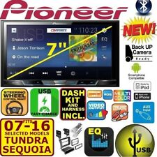 FITS/FOR 07-16 TUNDRA-SEQUOIA PIONEER TOUCHSCREEN BLUETOOTH USB CAR RADIO STEREO
