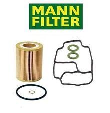Oem Engine Oil Filter Gasket & Mann Oil Filter For BMW E36 E46 M54-Engine NEW