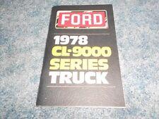 ford cl9000 | eBay