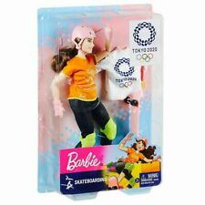 Skateboarding Tokyo 2020 Olympics Barbie Rare HTF Fast Shipping!