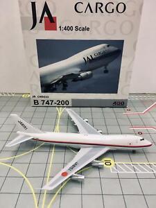 Big Bird / AeroClassics Scale 1:400 JAL Cargo Boeing 747-200 JA8151