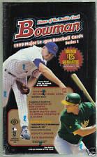 1999 BOWMAN BASEBALL SERIES 1 FACTORY SEALED BOX
