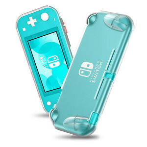 For Nintendo Switch Lite 2019 Case Transparent Anti-Scratch Shockproof TPU Cover