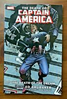 Marvel  DEATH OF CAPTAIN AMERICA TPB Death of the Dream  Brubaker