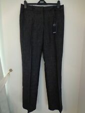 Marks and Spencer Linen Regular Size Trousers for Women