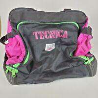 Vingage 90s Tecnica Ski Snowboard Boot Gear Bag